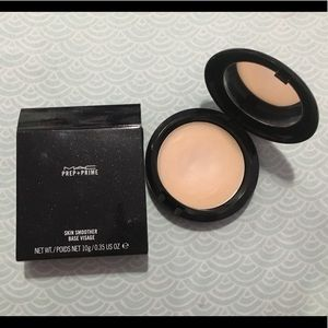 MAC cosmetics prep & prime skin smoother